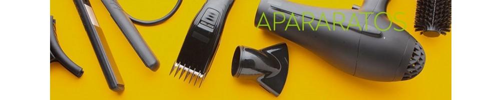 Maquinaría Profesional para el cabello y la estética